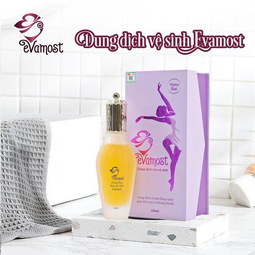 Tinh chất rửa vệ sinh evamost