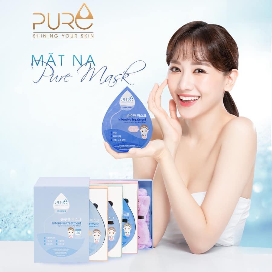 luxury pure mask